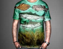 nº 29 pour Design a long sleeve UV fishing top/hoodie par shafiqulislam201