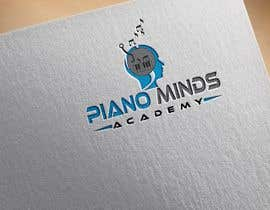 #113 untuk Design a Logo for a Piano Academy oleh nirobahsansagor