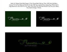 #81 para Design a logo for Sydney florist de Rajmonty