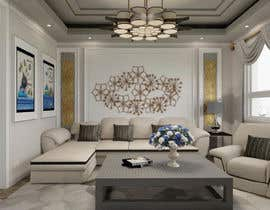 #11 for interior design go the cosy and elegant living room by thinhnus