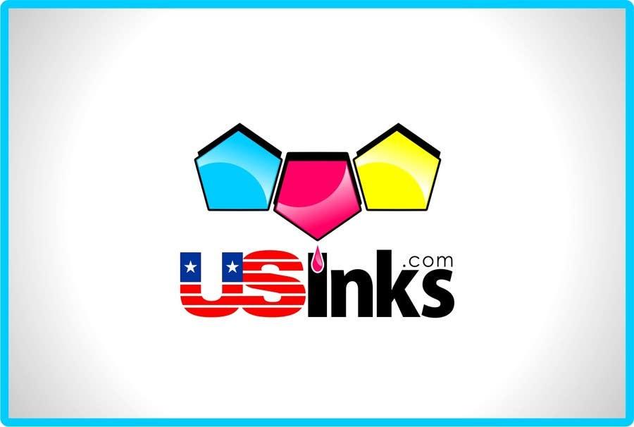 #214 for Logo Design for USInks.com by arteq04