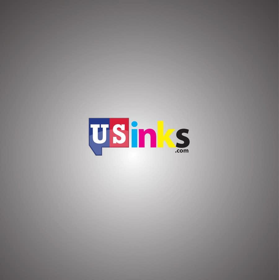 #44 for Logo Design for USInks.com by artistkumar
