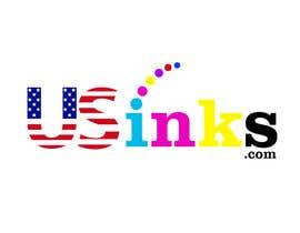 nº 140 pour Logo Design for USInks.com par graphics8