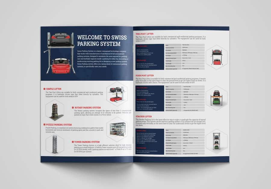 Entry #38 by noorulaminnoor for Design a brochure (pdf & printable