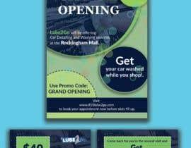 #6 para Social Media Flyer & Customer Cards de sam01jan2000