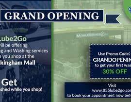 #16 para Social Media Flyer & Customer Cards de sam01jan2000