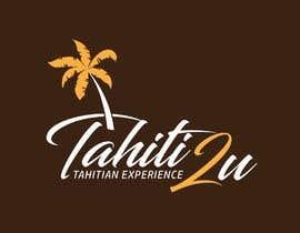 "#201 untuk Design a Logo for ""Tahiti 2 U"" oleh davincho1974"