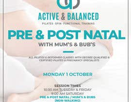 #6 for Pre/Post Natal Flyer by mariefaustineds