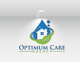 #32 para Design a Logo for Optimun Care Agency por akthersharmin768