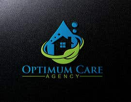 #33 para Design a Logo for Optimun Care Agency por akthersharmin768