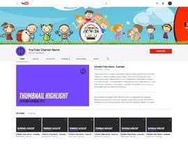 nº 25 pour YouTube Banner and Facebook Cover par athoisabbir4u