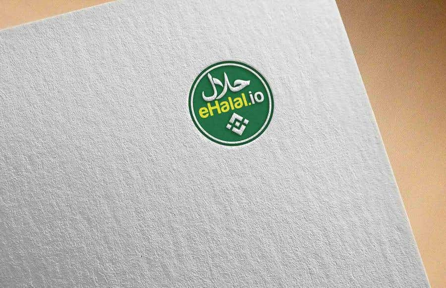 Penyertaan Peraduan #                                        30                                      untuk                                         Design a halal logo