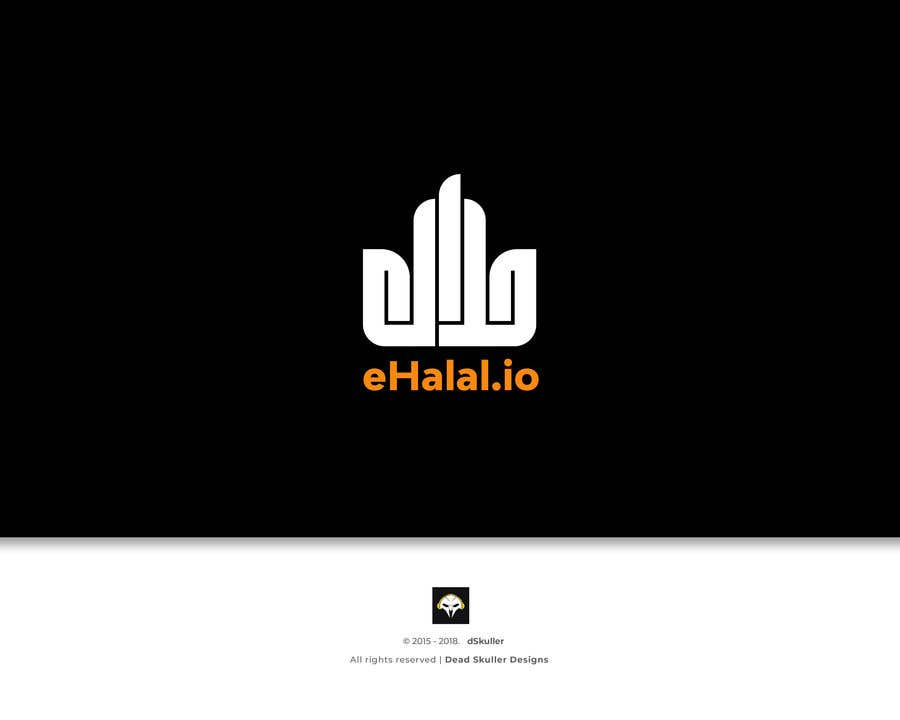 Penyertaan Peraduan #                                        17                                      untuk                                         Design a halal logo
