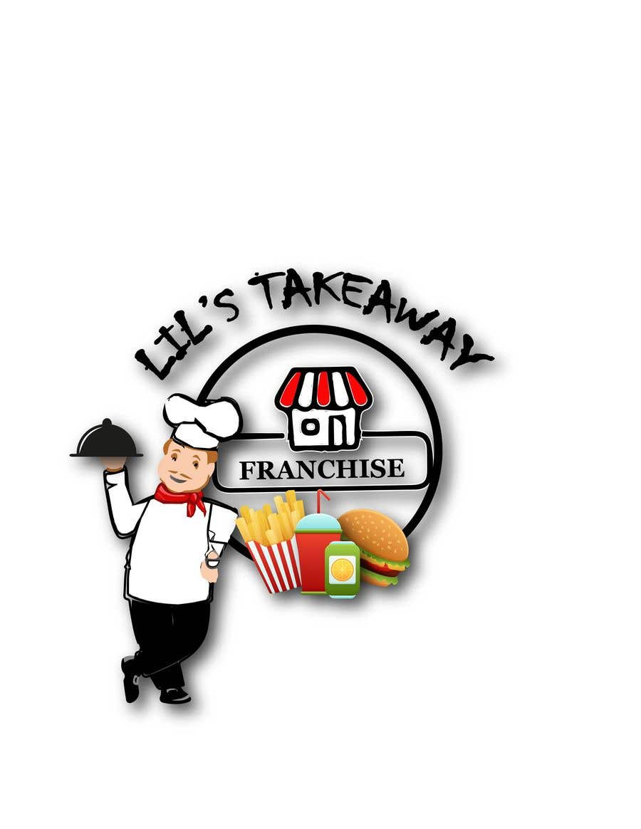 Contest Entry #39 for Design a Logo (for a new franchise takeaway)
