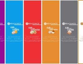 #4 para Diseño de ETIQUETAS / Label design de valerialeonlindo