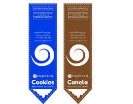 #14 para Diseño de ETIQUETAS / Label design de LaYoha