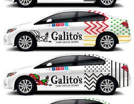 #21 untuk Need a car wrap graphic design oleh TheFaisal