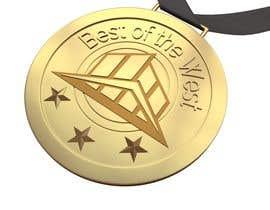 #10 для Design a medal від anto2178