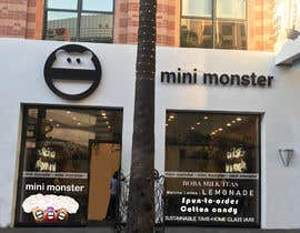#9 for Graphic Design for Window Store Front af motoroja