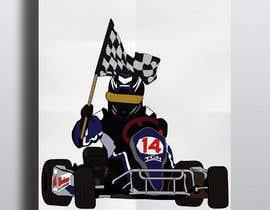 #6 for Cartoon Kart Vector Illustration af Shojol786