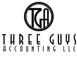#98 para Creating a Business Logo: Three Guys Accounting, LLC. de Mostafiz600