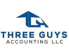#103 para Creating a Business Logo: Three Guys Accounting, LLC. de Mostafiz600