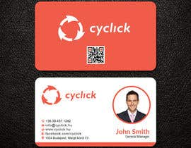 #37 for Create pro business card for small IT company by patitbiswas