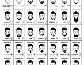 #38 for Beard Illustrations af letindorko2