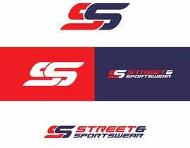 "#78 for Design a cool Logo for ""Street & Sportswear"" by sarifmasum2014"