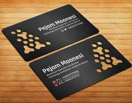 Nro 346 kilpailuun Metal Business Card Design käyttäjältä iqbalsujan500