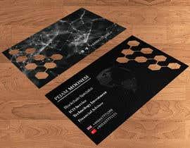 Nro 407 kilpailuun Metal Business Card Design käyttäjältä shawonhr341