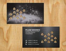 Nro 380 kilpailuun Metal Business Card Design käyttäjältä ershad0505