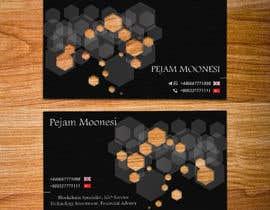 Nro 410 kilpailuun Metal Business Card Design käyttäjältä SondipBala
