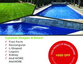 #9 cho Design Advertisement For Pool Business bởi Asad777838