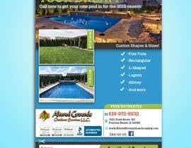 #16 cho Design Advertisement For Pool Business bởi sam01jan2000