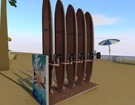 #3 para Surfboard Locker/Dock por sandraquiros