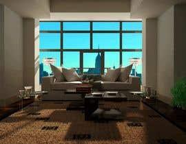 #11 untuk 3D design rendering for Exterior and interior oleh Algadi77