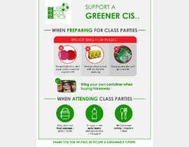 nº 50 pour Design a Green Flyer par hadeerafarouk