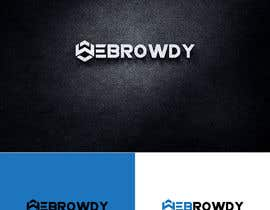 #68 za A Logo for the WebRowdy.com od Robiul017