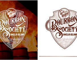 #87 for Design a logo for the Amelia Island bourbon Society af Tkamari