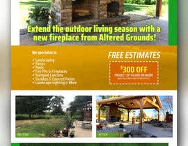#12 for Design Advertisement For Landscaping Business by akidmurad