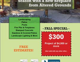 #2 for Design Advertisement For Landscaping Business by fnadia