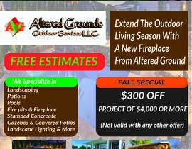 #6 for Design Advertisement For Landscaping Business by nittanandaroy