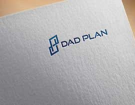 #221 for Design a logo for DadPlan by creativeart116