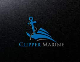 #79 for Clipper Marine Logo by tanhaakther