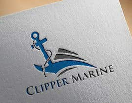 #100 for Clipper Marine Logo by tanhaakther