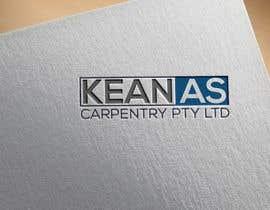 #10 for Logo Design (Kean AS Carpentry Pty Ltd) -- 5 af zubair141