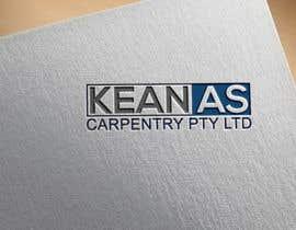 #16 for Logo Design (Kean AS Carpentry Pty Ltd) -- 5 af zubair141
