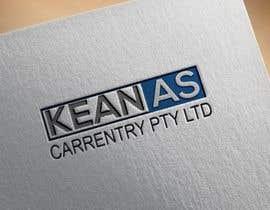 #5 for Logo Design (Kean AS Carpentry Pty Ltd) -- 5 af aga5a2985f45d9e4