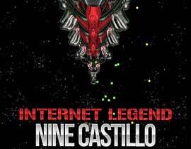 """nº 9 pour CD/Mixtape cover for Nine Callisto's new project """"Internet Legend Vol. 1"""" par mrsheergenius"""